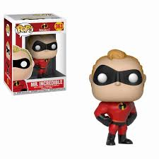 Funko pop! - disney 363 Mr Incredible POP! Disney 363 Mr INCREDIBLE