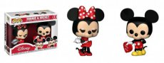 FUNKO POP! Disney Valentine MINNIE & MICKEY