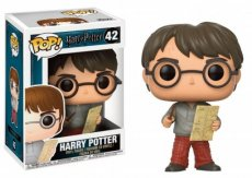 POP! Harry Potter 42- HARRY POTTER WITH MARAUNDERS MAP