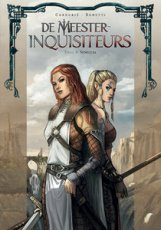 DE MEESTER INQUISITEURS 8: SYNILLIA