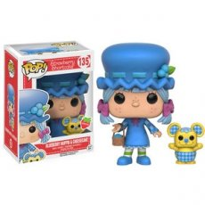 POP! Animation 134 Strawberry Shortcake BLUEBERRY MUFFIN AND CHEESECAKE