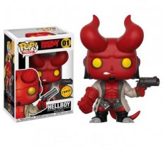 POP! Comics HELLBOY 01-Chase