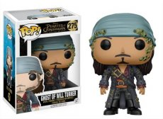 Pop! Disney pirates of the carribean  275 GHOST OF WILL TURNER
