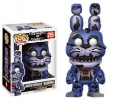 POP! GAMES 215 FNAF NIGHTMARE BONNIE
