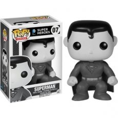 POP! Heroes 07 SUPERMAN B&W LIMITED !!!