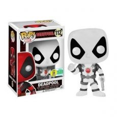 POP! Marvel 112 DEADPOOL Thumbs up White LIMITED