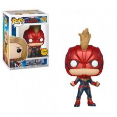 pop! Marvel 425- Captain Marvel chase