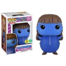 POP! Movies 331 Willy Wonka BLUE VIOLET