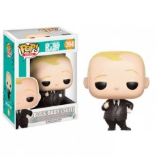 POP! Movies 394 BOSS BABY (suit)