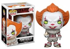 POP! Movies 472 it PENNYWISE WITH BOAT