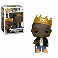 POP! Rocks 77 NOTORIOUS B.I.G. with crown