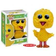"POP! Sesame street 10 BIG BIRD (groot 6"")"