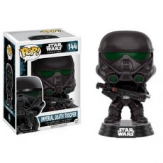 POP! Star Wars 144 Rogue I IMPERIAL DEATH TROOPER