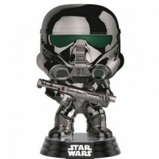 POP! Star Wars 154 Rogue I CHROMED IMPERIAL DEATH TROOPER