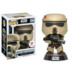 POP! Star Wars 156 Rogue I SCARIF STORMTROOPER CHEST STRIPE LIMITED