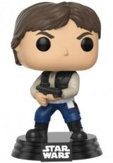 Pop! STAR WARS 169 HAN SOLO Convention 2017