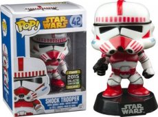POP! Star Wars 42 SHOCK TROOPER convention special !!!!