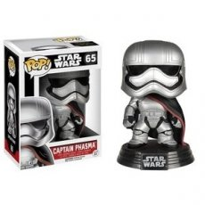 POP! Star Wars 65 Episode VII CAPTAIN PHASMA