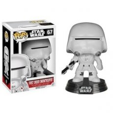 POP! Star Wars 67 Episode VII FIRST ORDER SNOWTROOPER