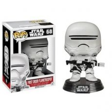 POP! Star Wars 68 Episode VII FIRST ORDER FLAMETROOPER